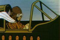 Larko Flies The Aeroplane