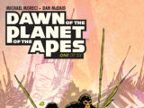 Dawn of the Planet of the Apes: Issue 1