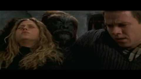 Planet of the Apes Trailer B