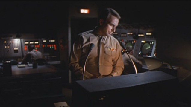 Officer in Radio Control Room