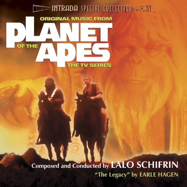 Planet of the Apes (TV Series Soundtrack Album)