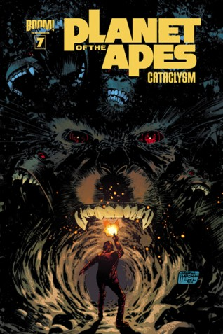 Planet of the Apes Cataclysm 7