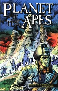 Planet of the Apes (Volume 1) 4