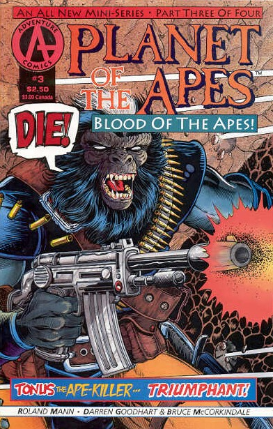 Blood of the Apes 3