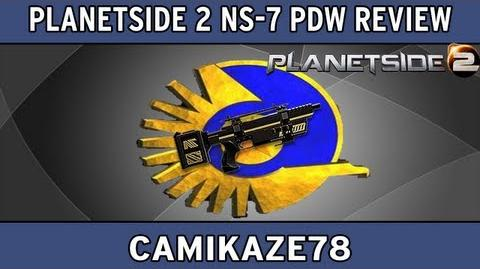 NS-7 PDW review by CAMIKAZE78 (2013.07