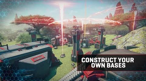 Construction Has Arrived in PlanetSide 2!