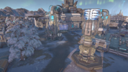 Jord Amp Station (Containment Sites, Ammo Dump Tower East)