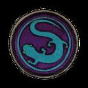 Classic Salamander Decal VS