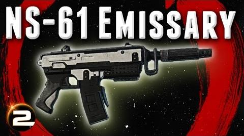 NS-61 Emissary - Design and Review (PlanetSide 2)