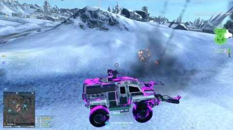 Planetside 2 ANT C-Barrier Hilarity (Also Gaiety)