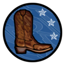 Space Cowboy Decal