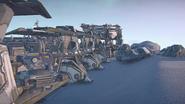 Jord Amp Station (Containment Sites, AV Phalanx Turrets 2)