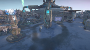 Jord Amp Station (Containment Sites, Ammo Dump Tower West)