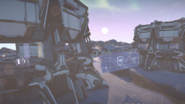 Jord Amp Station (Containment Sites, Vehicle Shield Generator East)