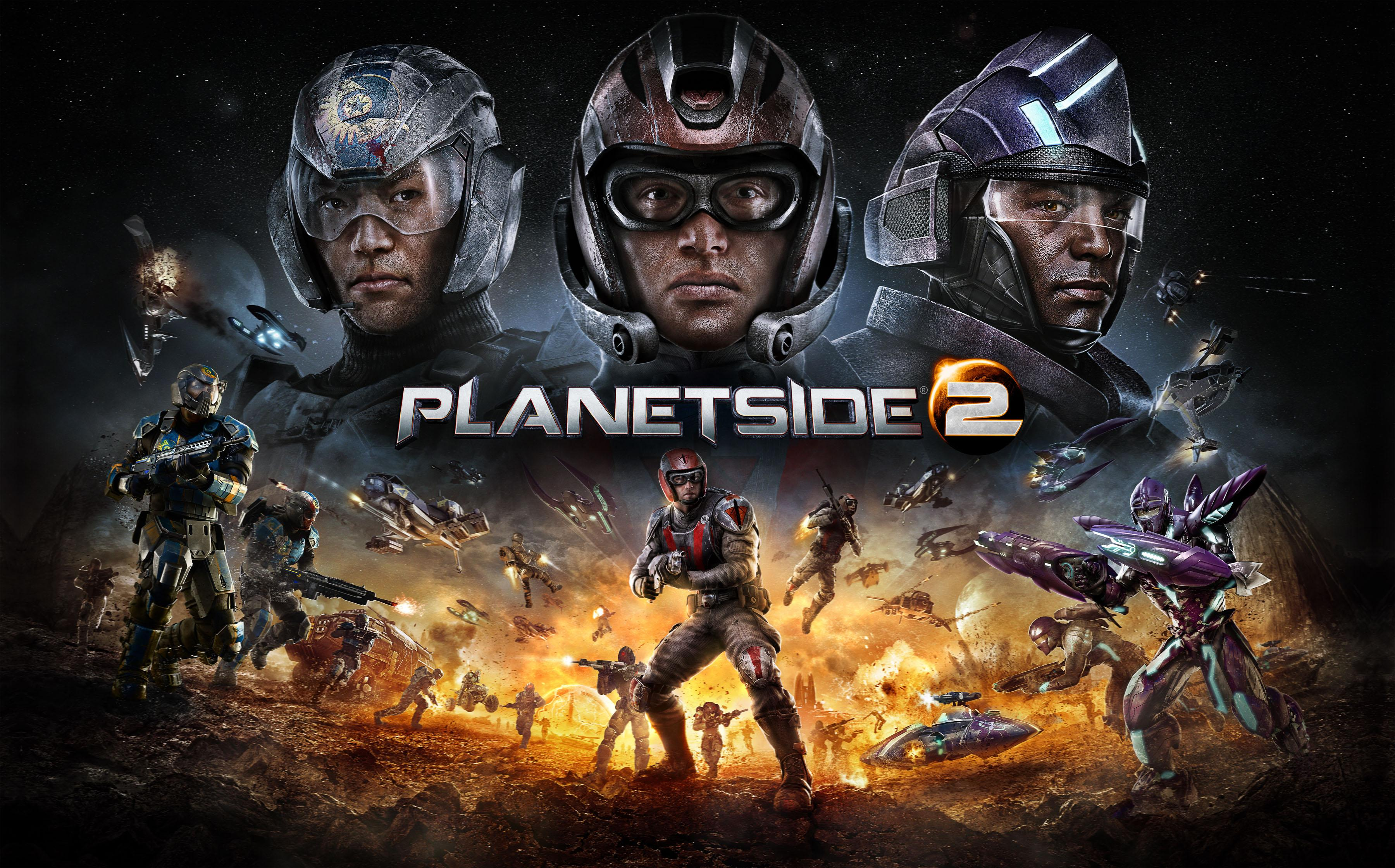 MarkvA/Five Things You Need to Know About PlanetSide 2