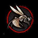 Classic Hornet Decal TR