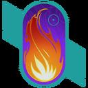 Burning Resolve Decal VS