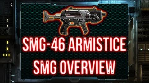 Planetside 2 - SMG-46 Armistice Weapon Overview TR SMG