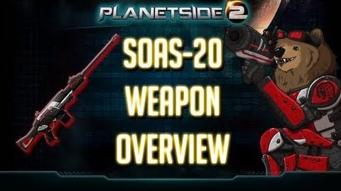 SOAS-20 review by ZoranTheBear (2013.08