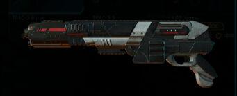 TR-TRAC-5 Burst