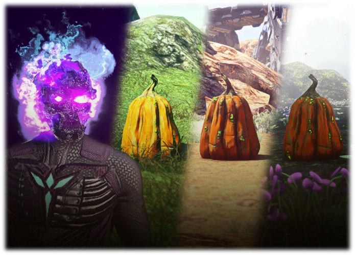 Bloodhit111/Halloween event — Nanite of the Living Dead!