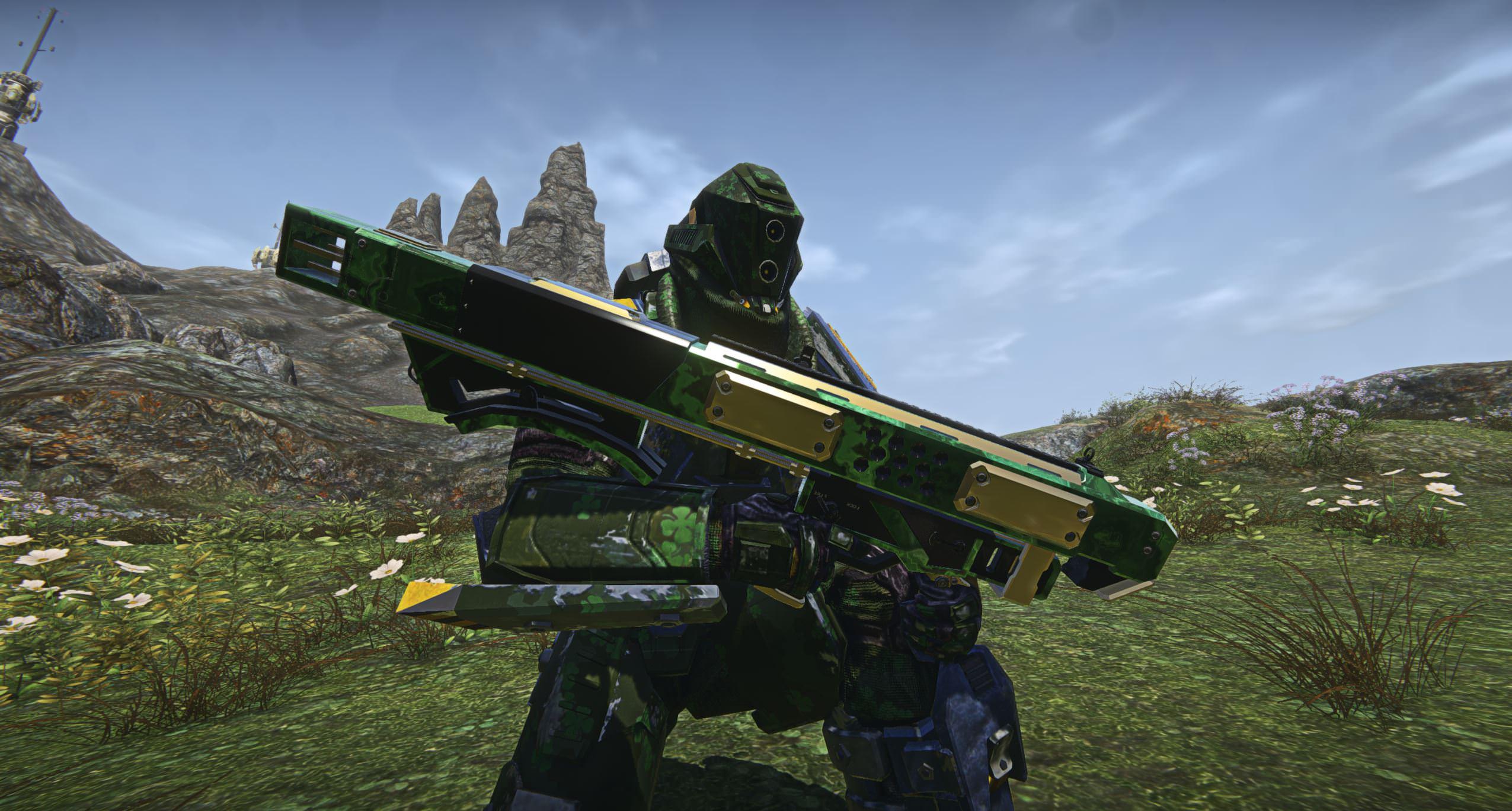 Bloodhit111/Ready to (Sham)Rock the Battlefield?