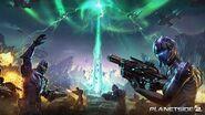 PlanetSide 2 The Shattered Warpgate Livestream Replay