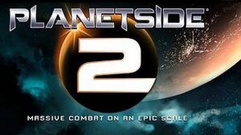 Planetside 2 bio-lab