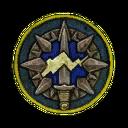 Classic Sword Decal NC