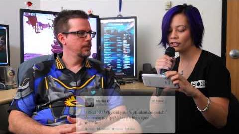 Luperza/PS2 Sneak Peeks: Interview with Tom Schenck