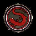 Classic Salamander Decal TR