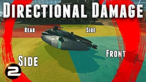 How Directional Damage works in PlanetSide 2 - Gameplay Mechanics