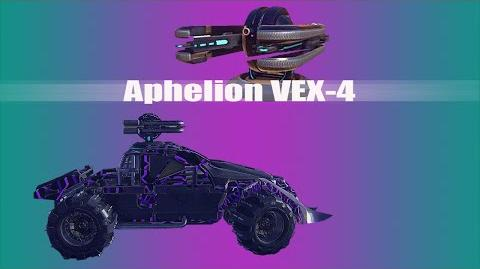 Planetside 2 Aphelion VEX-4 How To Use This Weapon