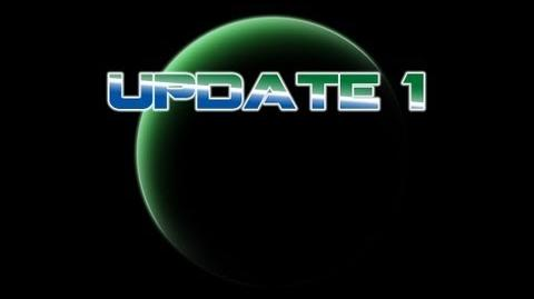Game Update Number 1