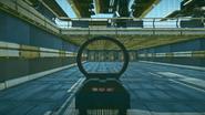 RTA Reflex Sight (1X) — Open Cross normal light