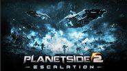 PlanetSide 2 Escalation Trailer OFFICIAL