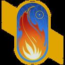 Burning Resolve Decal NC