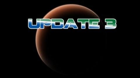 Game Update Number 3