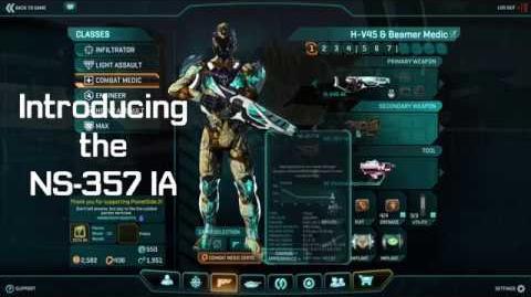"NS-357 IA ""Deringer Edition"""
