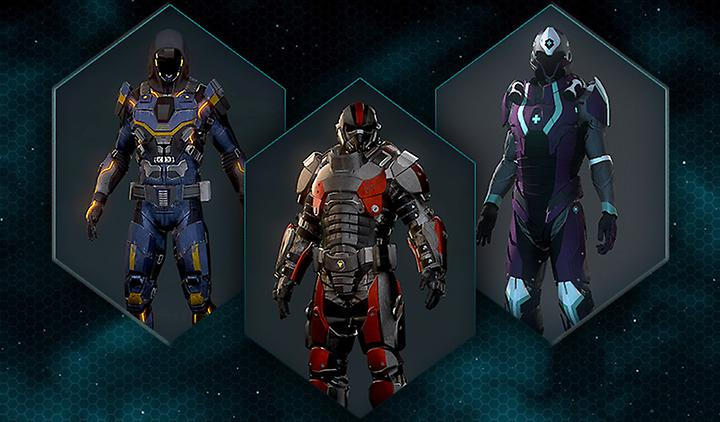 Bloodhit111/New Infantry Armor Sets!