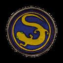 Classic Salamander Decal NC