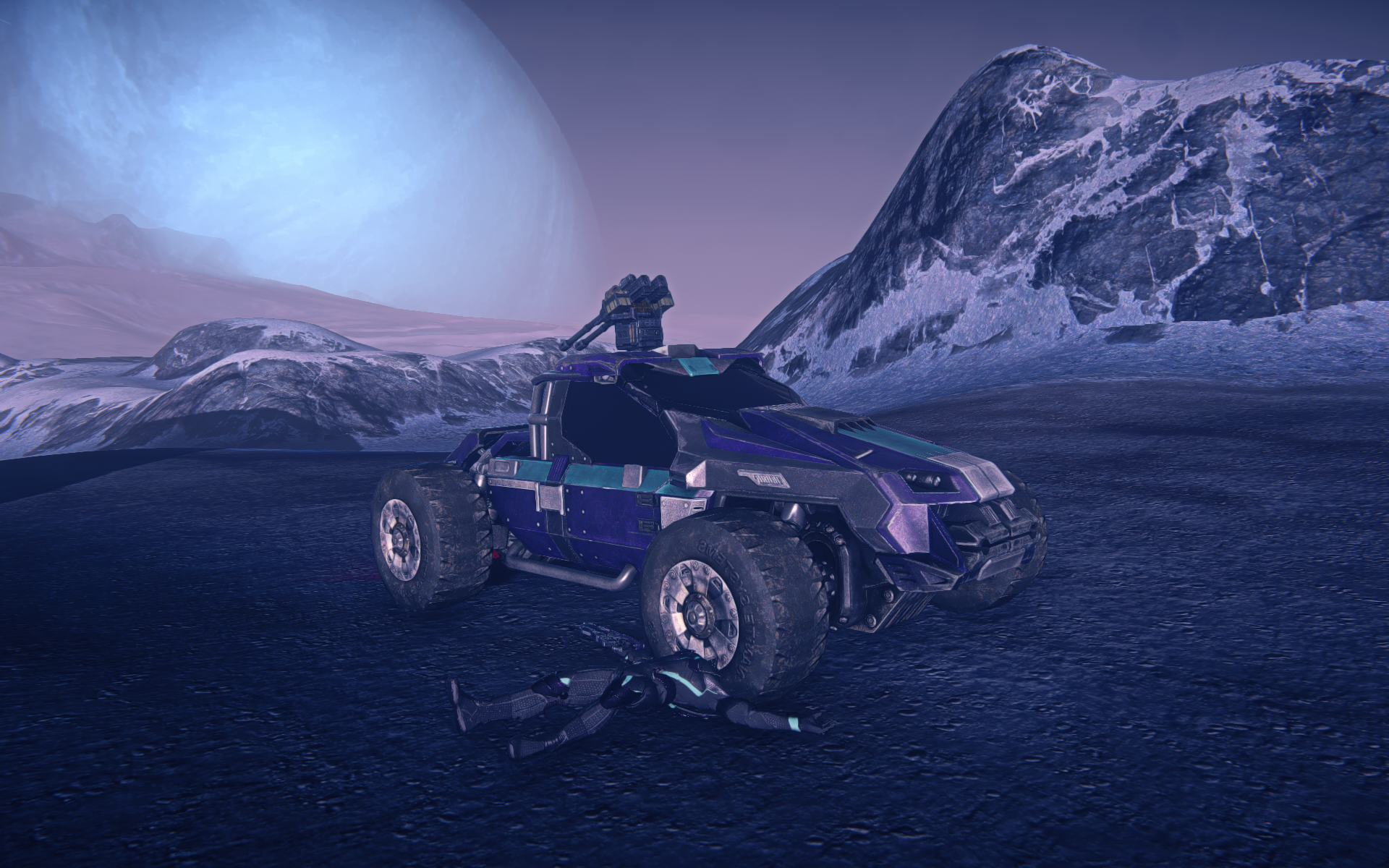 Luperza/Driver's Ed: Tips for Maneuvering Vehicles of Auraxis.