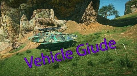 Planetside 2 Advanced Vehicle guide