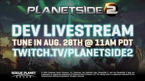 Bloodhit111/The Shattered Warpgate is Coming Soon to PlanetSide 2!