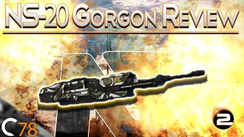 NS-20 Gorgon Weapon Review (Jack of All Trades) Planetside 2 Gameplay