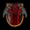 Classic Devil Decal