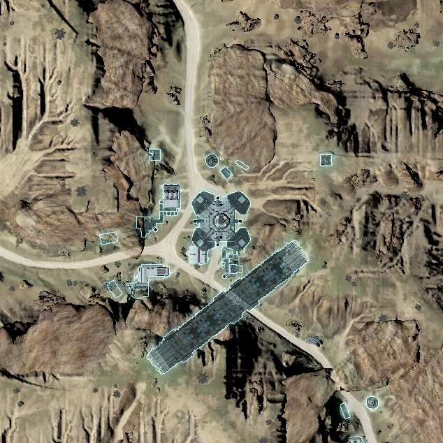 Feldspar Canyon Base