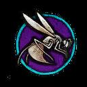Classic Hornet Decal VS