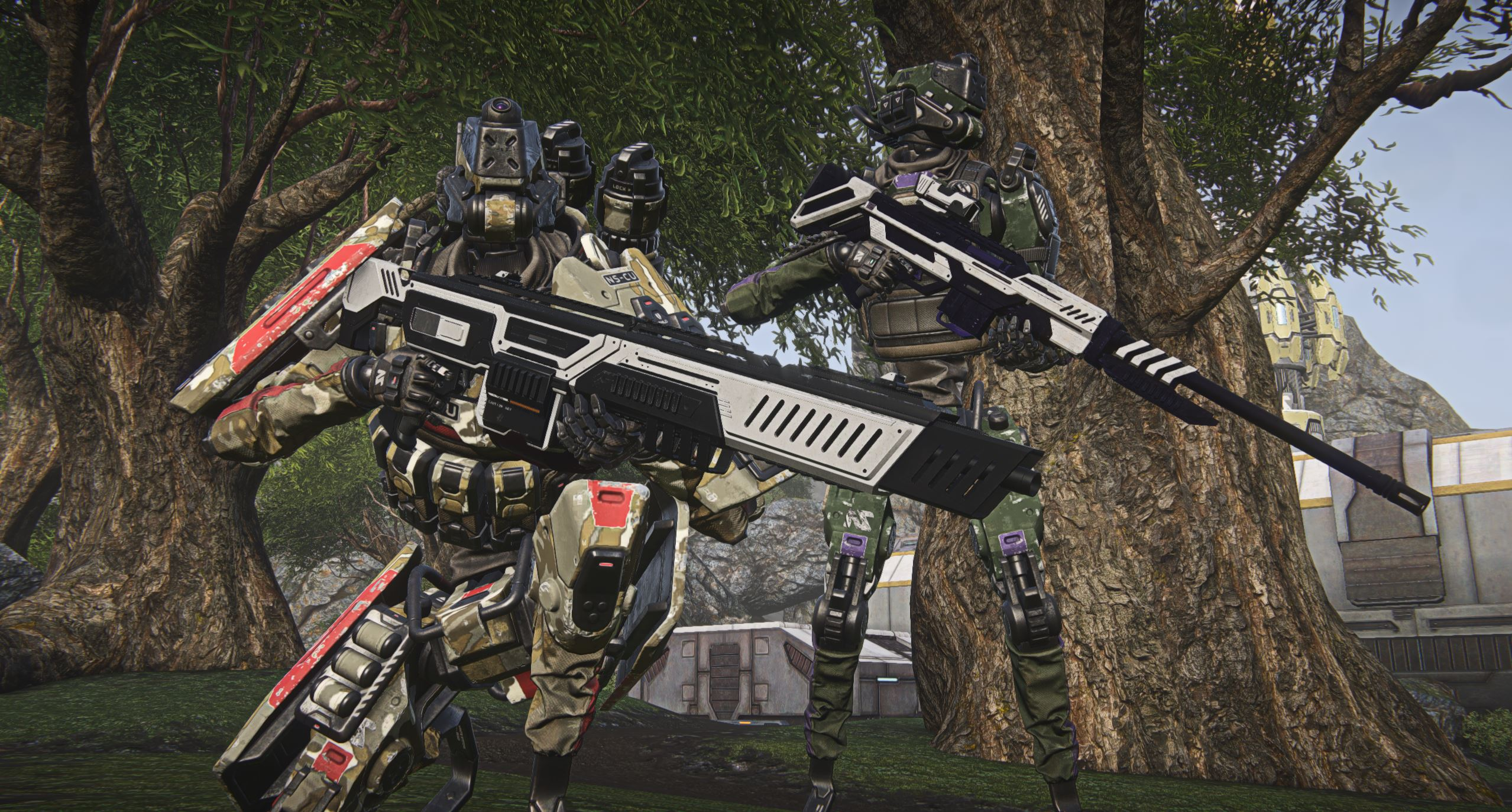 Bloodhit111/Nanite Systems Operatives: Remote-Infantry Combat Units