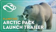 Planet Zoo Arctic Pack Launch Trailer
